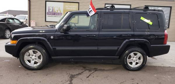 LEATHER 2007 Jeep Commander 4WD 4dr Sport for sale in Chesaning, MI – photo 7