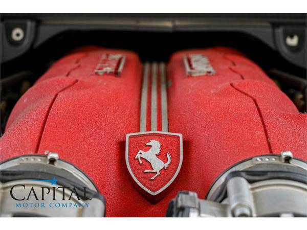 Affordable Exotic! '11 Ferrari California Roadster Convertible! for sale in Eau Claire, WI – photo 23