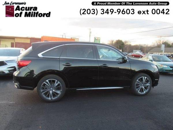 2019 Acura MDX SUV SH-AWD w/Technology Pkg (Majestic Black Pearl) for sale in Milford, CT