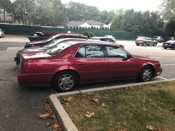 2001 cadillac deville dhs for sale in fair lawn nj classiccarsfair com 2001 cadillac deville dhs for sale in
