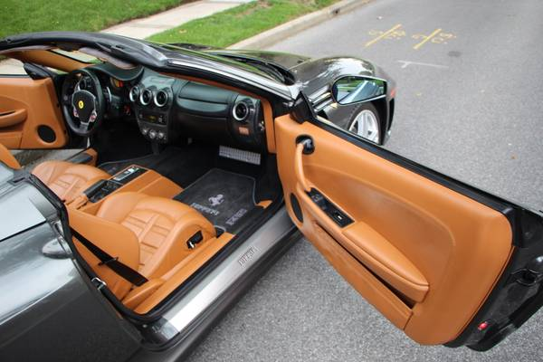 2007 FERRARI F430 SPIDER F1 AMAZING COLOR COMBO MINT NEW CLUTCH FINANC for sale in Brooklyn, NY – photo 14