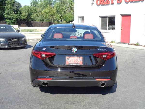 2017 Alfa Romeo Giulia AWD***FINANCING AVAILABLE*** for sale in Garden City, ID – photo 12