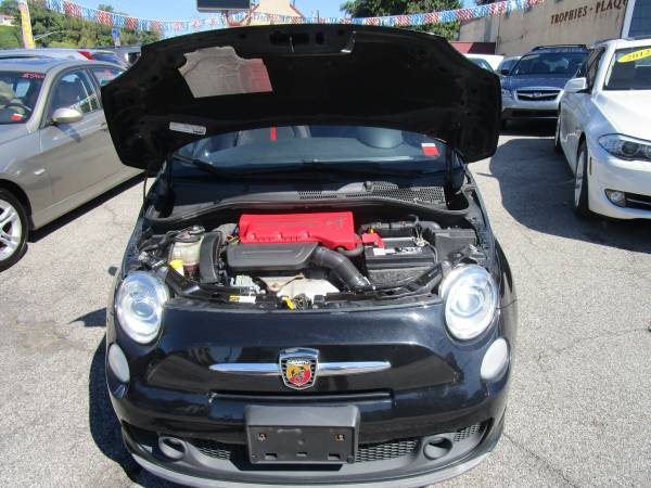 2013 FIAT 500 ABARTH EXCELLENT CONDITION!!!! for sale in NEW YORK, NY – photo 21