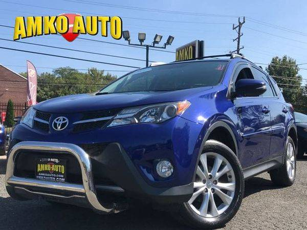 2014 Toyota RAV4 Limited AWD Limited 4dr SUV - $750 Down for sale in District Heights, MD