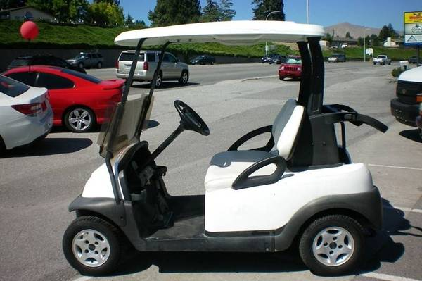 2002 Club Car presidential 48 volt with for sale in Wenatchee, WA – photo 2