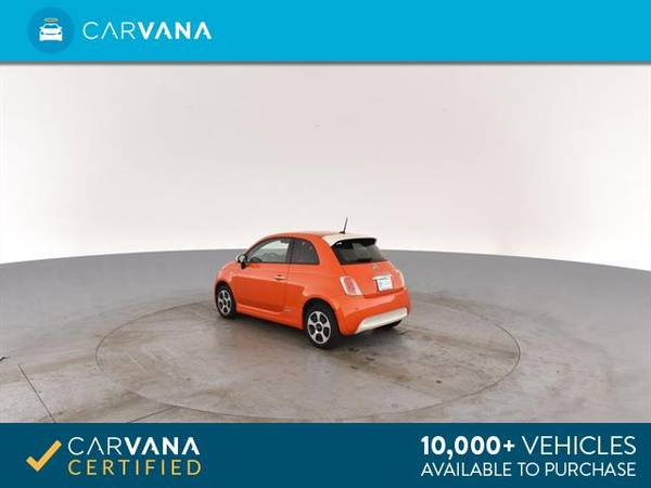 2014 FIAT 500e Hatchback 2D hatchback ORANGE - FINANCE ONLINE for sale in Tucson, AZ – photo 8