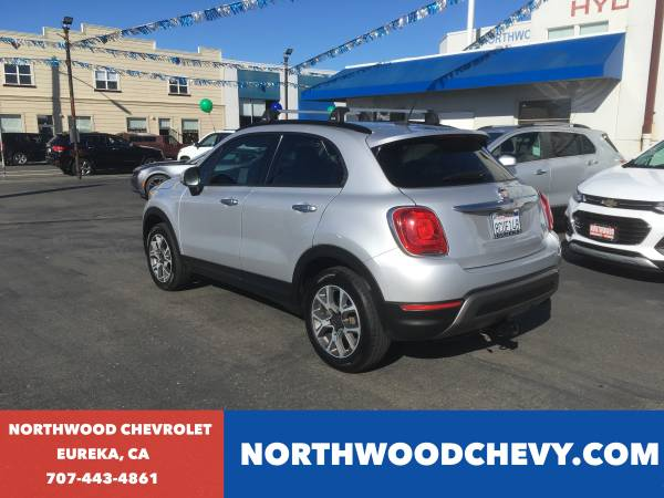 *** 2016 FIAT 500X AWD 4dr Trekking *** for sale in Eureka, CA – photo 3