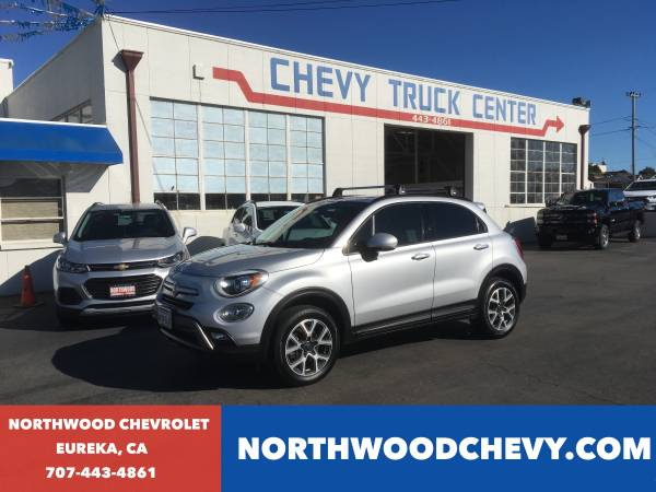 *** 2016 FIAT 500X AWD 4dr Trekking *** for sale in Eureka, CA