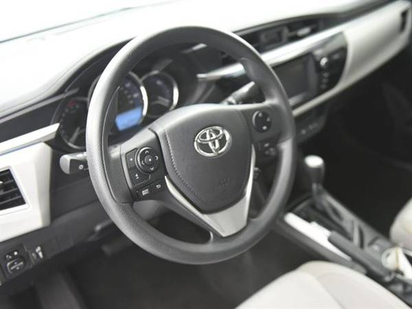 2016 Toyota Corolla LE Sedan 4D sedan Silver - FINANCE ONLINE for sale in Atlanta, GA – photo 2