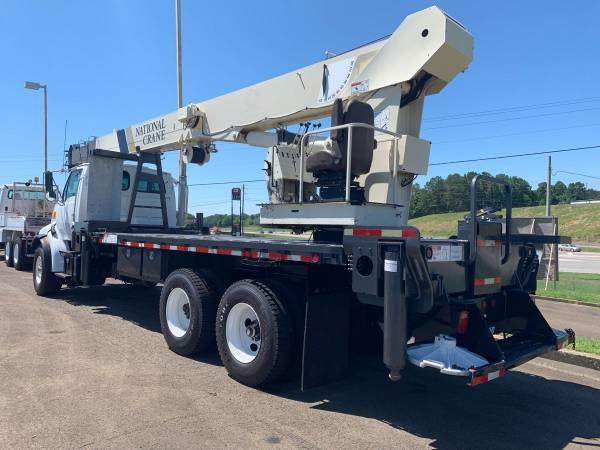 2002 Sterling National 1300 Series 30 Ton Crane Truck Boom Truck-... for sale in Jasper, MS – photo 8