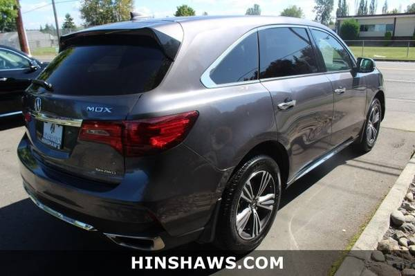 2017 Acura MDX AWD All Wheel Drive SUV for sale in Fife, WA – photo 8