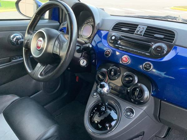2012 Fiat 500 Sport - Only 63k Miles - Runs Excellent for sale in Temple Hills, District Of Columbia – photo 23