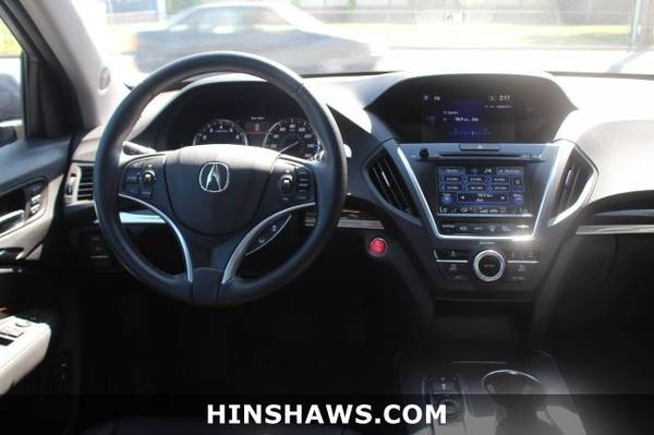2017 Acura MDX AWD All Wheel Drive SUV for sale in Fife, WA – photo 16