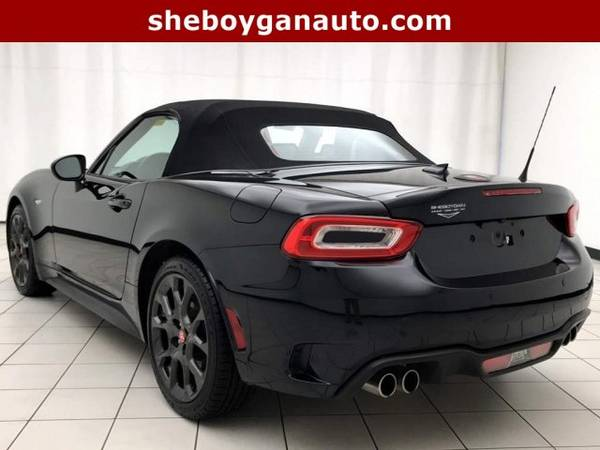 2017 Fiat 124 Spider Elaborazione Abarth for sale in Sheboygan, WI – photo 5