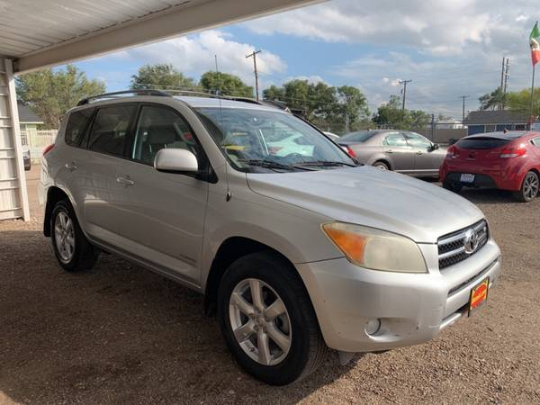 2007 TOYOTA RAV4 LIMITED for sale in Amarillo, TX – photo 7