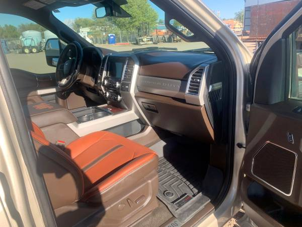 2018 F350 King Ranch for sale in Las Cruces, NM – photo 9