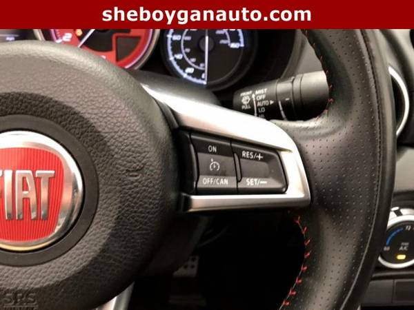 2017 Fiat 124 Spider Elaborazione Abarth for sale in Sheboygan, WI – photo 23