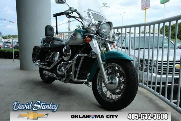1996 Kawasaki Vulcan Classic for sale in Oklahoma City, OK