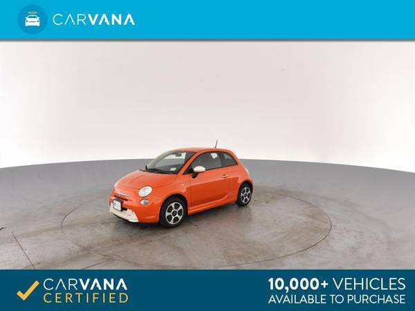 2014 FIAT 500e Hatchback 2D hatchback ORANGE - FINANCE ONLINE for sale in Tucson, AZ – photo 6