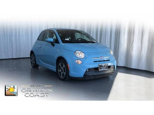 2016 FIAT 500e 2DR HB - hatchback for sale in Costa Mesa, CA