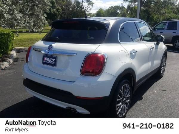 2017 FIAT 500X Lounge SKU:HP534792 SUV for sale in Fort Myers, FL – photo 6