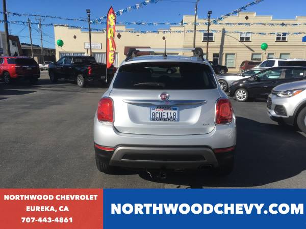 *** 2016 FIAT 500X AWD 4dr Trekking *** for sale in Eureka, CA – photo 4
