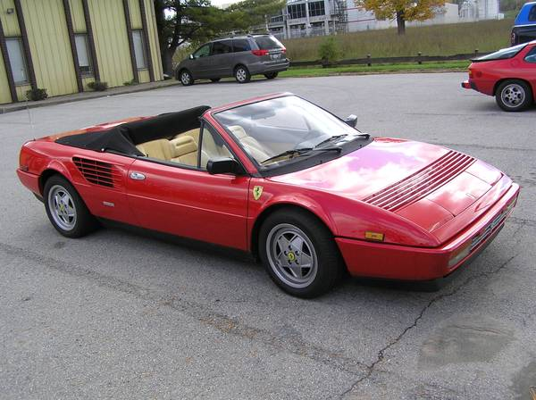 1988 Ferrari Mondial Cabriolet Quattro for sale in Hopewell Junction, NY – photo 2