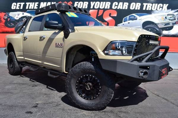 *2014* *Ram* *2500* *Method Wheels BF Goodrich Tires King Shocks Fiber for sale in HARBOR CITY, CA – photo 3
