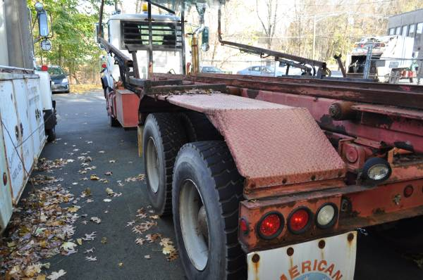 1997 mack 600 roll off for sale in westwood nj, NJ – photo 8