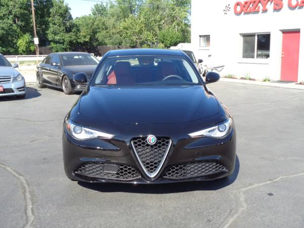 2017 Alfa Romeo Giulia AWD***FINANCING AVAILABLE*** for sale in Garden City, ID – photo 10