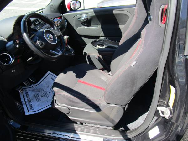 2013 FIAT 500 ABARTH EXCELLENT CONDITION!!!! for sale in NEW YORK, NY – photo 10