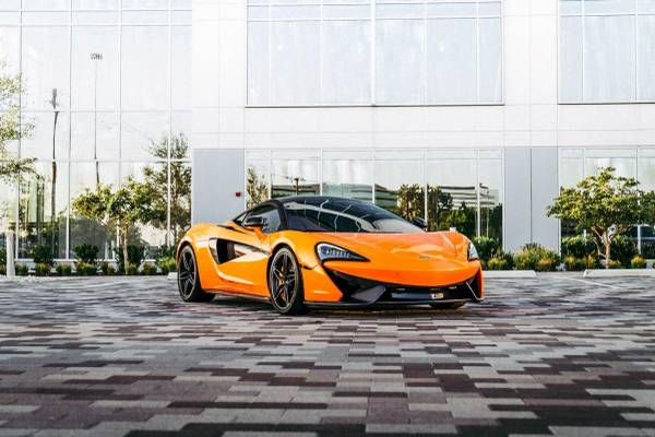 2017 Mclaren 570S 1 Owner*Carbon Fiber Pkg*Warranty*MUST SEE*LOOK! for sale in Dallas, TX – photo 7