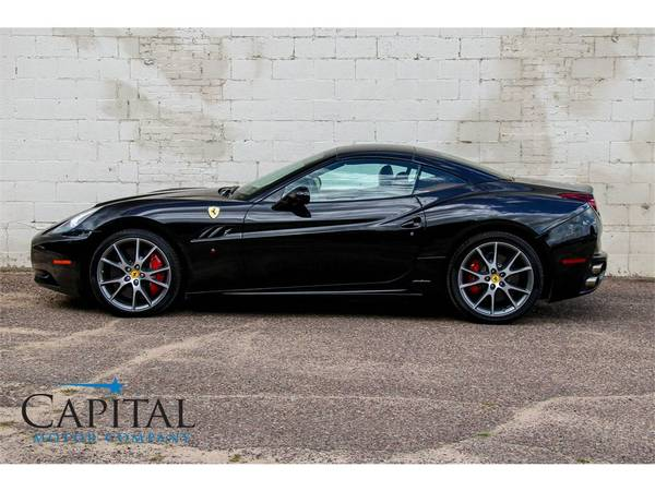 Affordable Exotic! '11 Ferrari California Roadster Convertible! for sale in Eau Claire, WI – photo 21